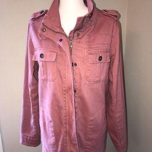 Kersh Pink Utility Jacket